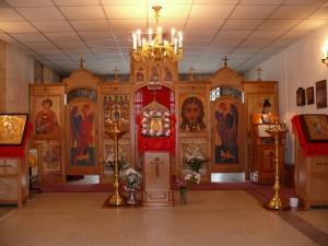 Храм в Кардиоцентре (3)