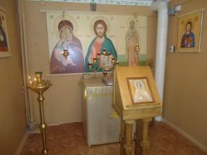 Храм в ТОТБ