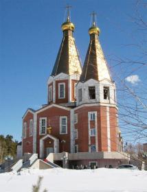 Храм Владимирской иконы