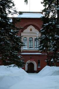 Храм свт. Николая в ТПБ